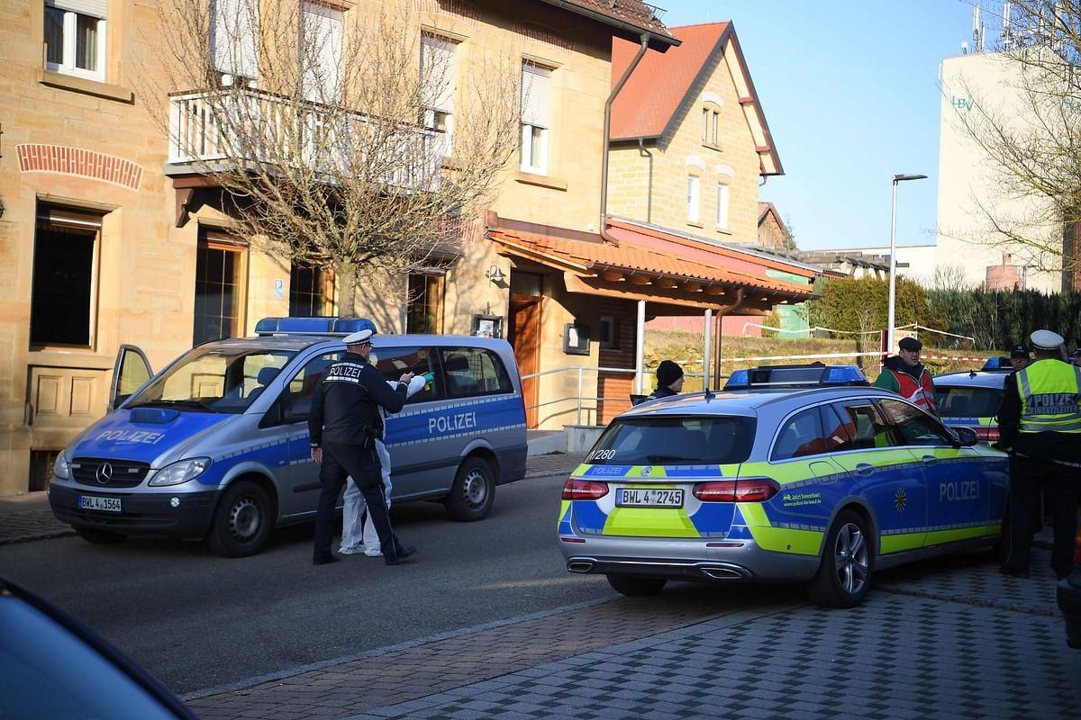 Germany: Gunman kills six in Rot am See attack