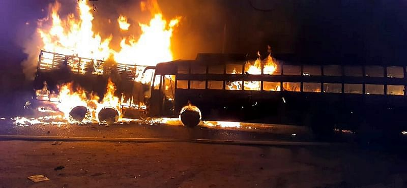 UP: Fresh case filed in Kannauj bus fire incident