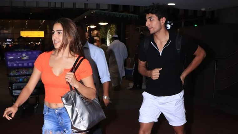 All about the good times and tan lines: Sara and Ibrahim Ali Khan are back in the bay from Maldives vacay