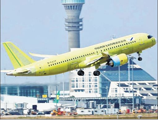 Beijing cancels 40 per cent flights over COVID-19 fears