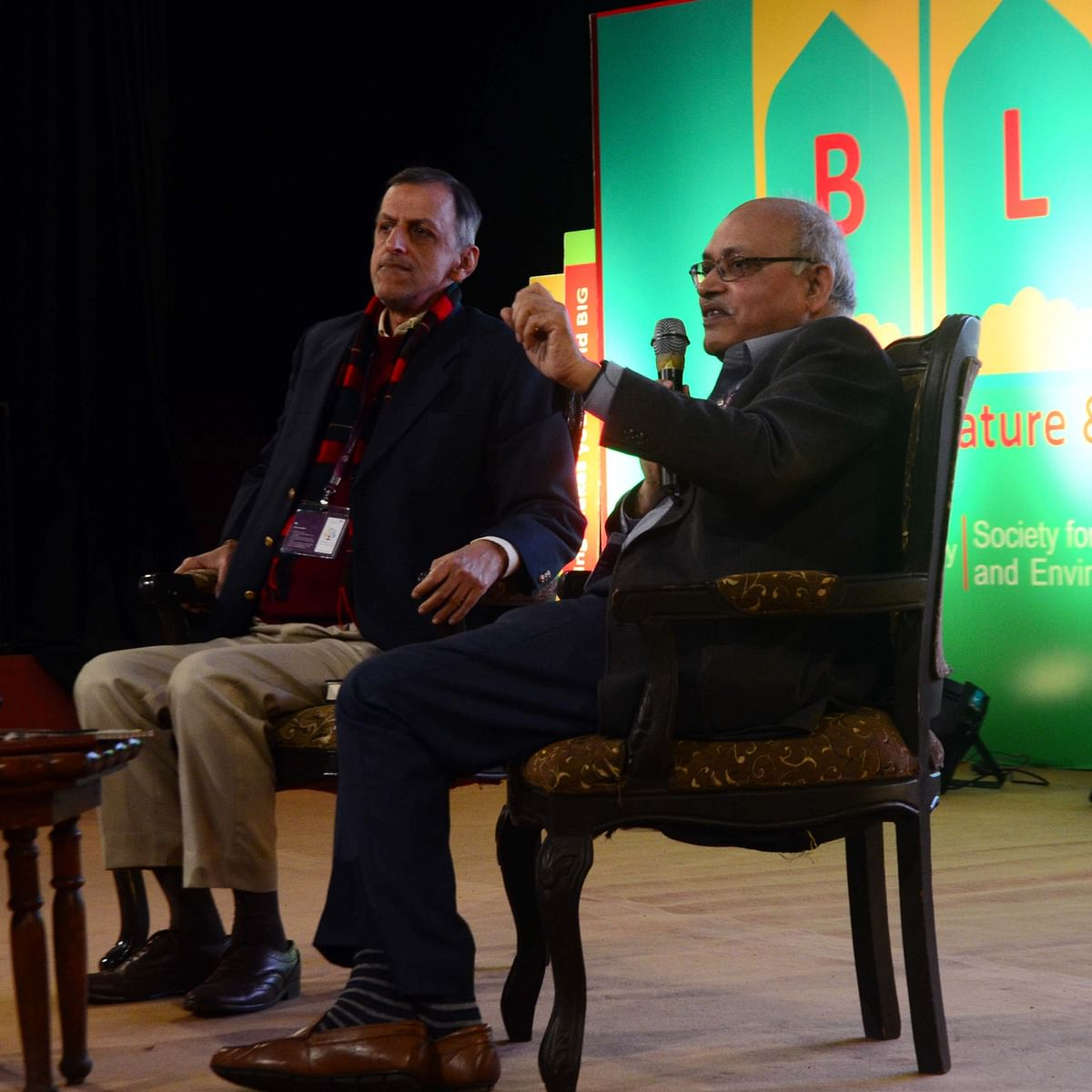 Bhopal Literature and Art Festival: Demonetisation was a political move not economic, says writer Ashok Kumar