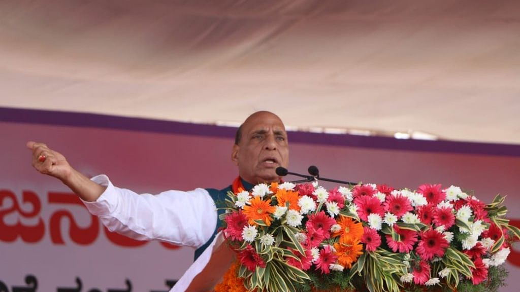 No power can stop Kashmiri Pandits from returning to Kashmir: Defence Minister Rajnath Singh