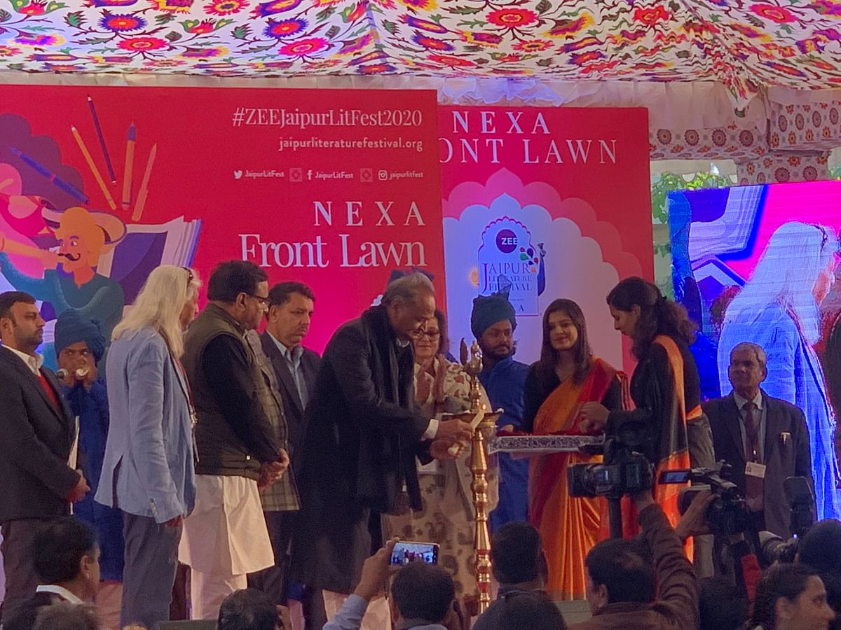 From Kashmir to the Indian Constitution, JLF 2020 kicks off with power-packed sessions