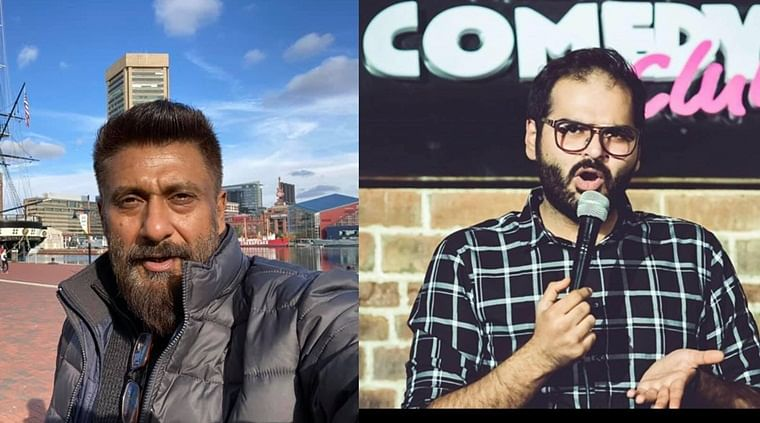 It's all fair in politics: Vivek Agnihotri accused Kunal Kamra of using Rohith's suicide to target Modi