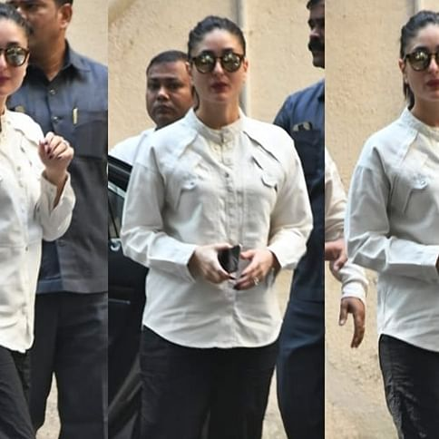 Jo Tera Hai Woh Mera Hai: Did Kareena Kapoor borrow husband Saif Ali Khan's 'Chef' costume?
