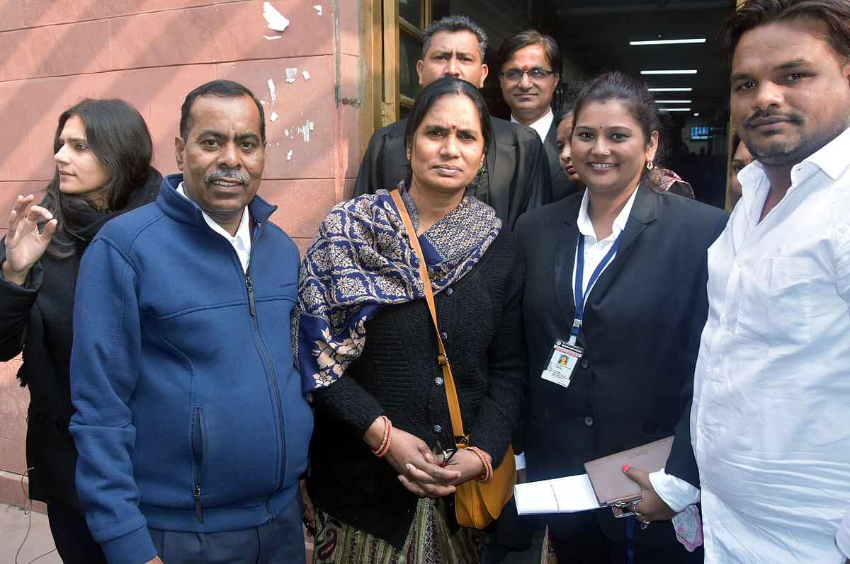 Nirbhaya rape case: Asha Devi hopes Delhi court will issue fresh death warrants against convicts