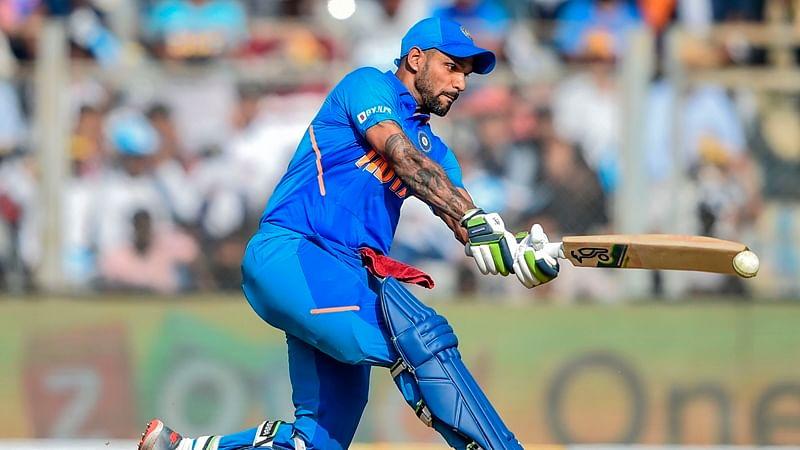 India vs Australia ODI: Shikhar Dhawan can bat anywhere
