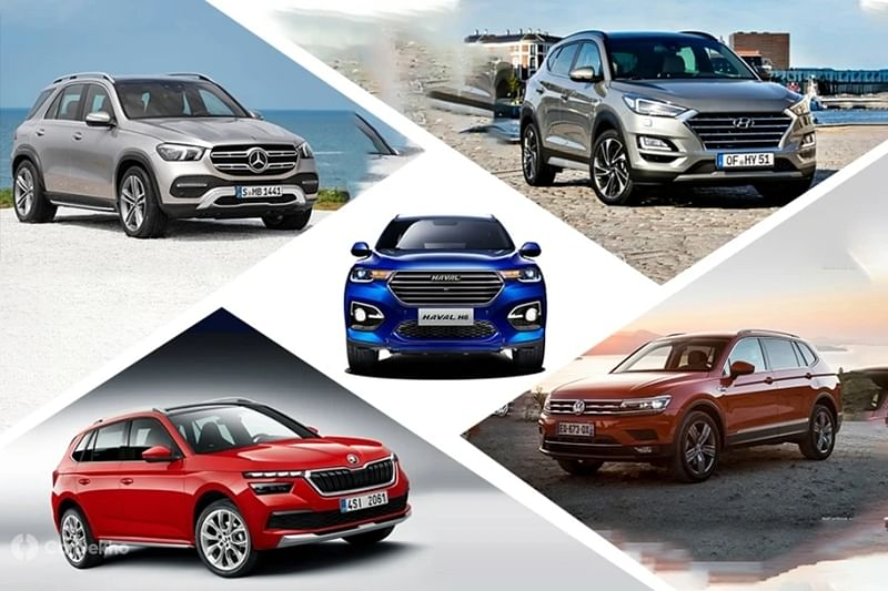 Here's A List Of The Top SUVs Expected To Debut At Auto Expo 2020