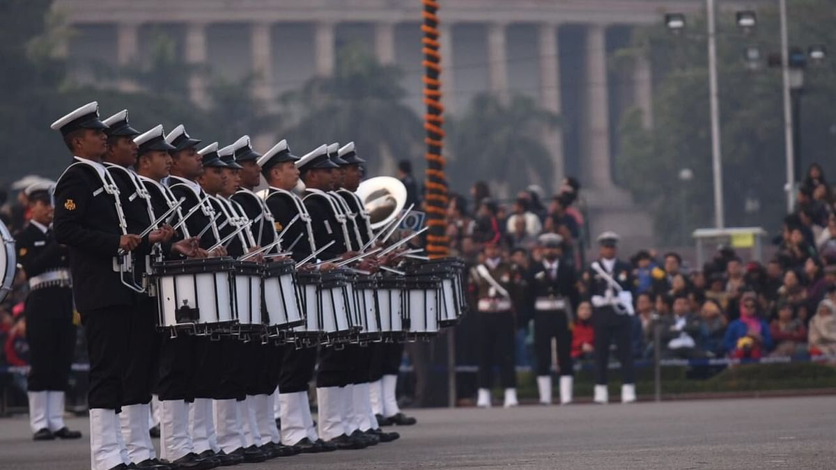Vande Mataram again excluded from Beating Retreat