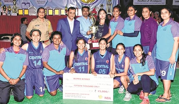 Central Railway, Mastan YMCA clinch NBA crowns