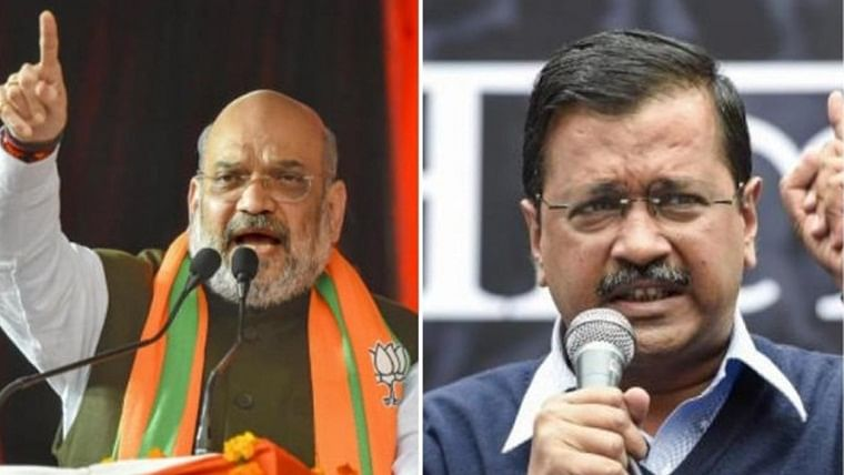 Ground situation has exposed the claims of 'revolution in education': Amit Shah hit outs at Arvind Kejriwal
