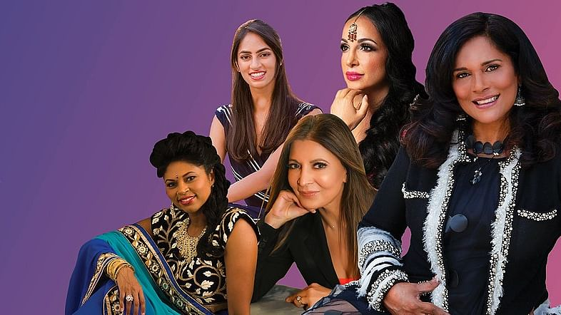 Traditional PIO women feature in 'Saris to Suits' calendar 2020
