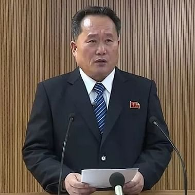 North Korea names former army officer Ri Son Gwon as new foreign minister