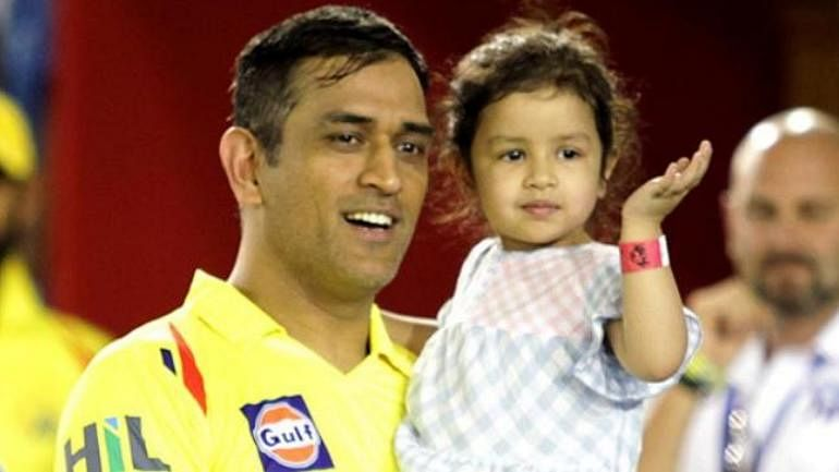 16-year-old boy detained in Gujarat for allegedly issuing rape threats to MS Dhoni's daughter Ziva