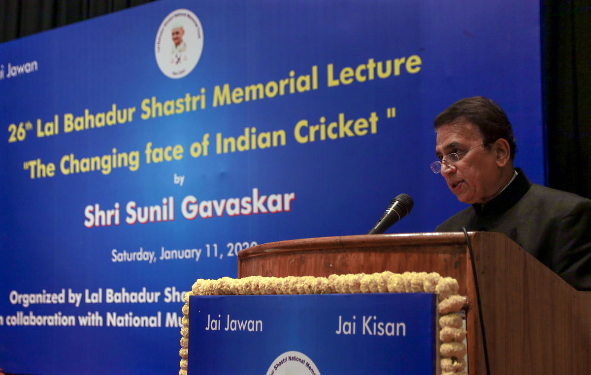 Country is in turmoil but we have overcome crisis before too: Sunil Gavaskar