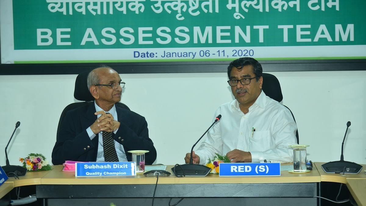 NTPC BE Assessment 201-19 Opening Meeting held