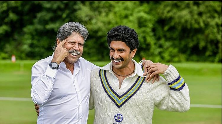 Reel life Kapil Dev, actor Ranveer Singh wishes 'speedy recovery' to cricket legend