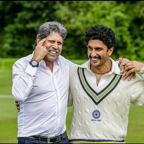 'My first reaction was like no..': Kapil Dev when approached for Ranveer Singh starrer '83'