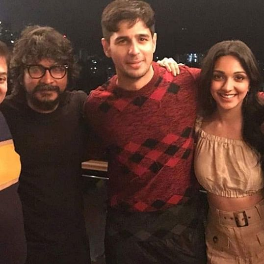 Sidharth Malhotra birthday bash: Kiara Advani is all smiles as she cuddles up with rumoured boyfriend