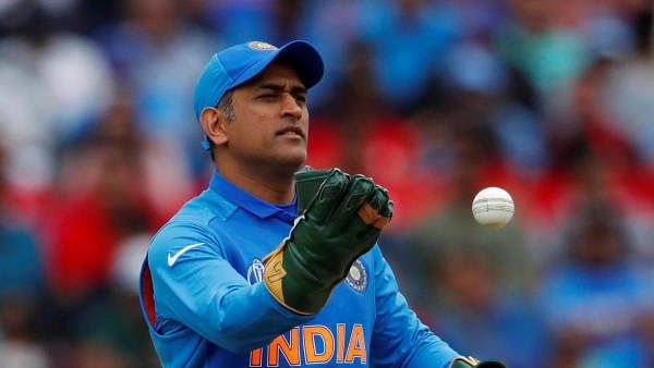 Former India skipper MS Dhoni