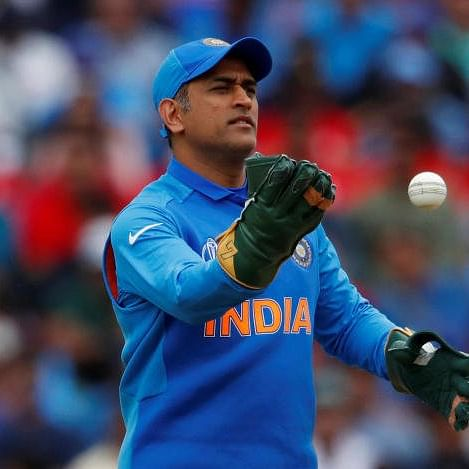 Former Indian team skipper MS Dhoni announces retirement from international cricket