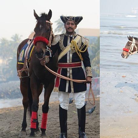 After Isha Ambani's wedding staff uniforms, Manish Malhotra designs for Mumbai's mounted police