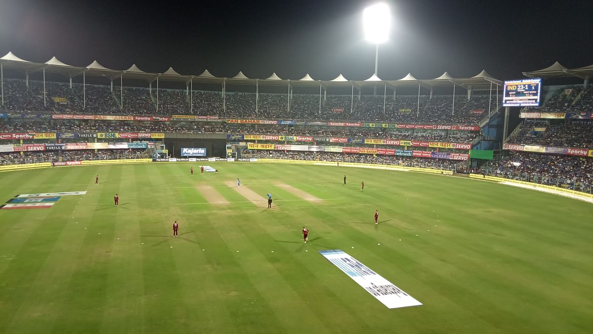 India vs Sri Lanka T20: No posters and banners at the venue, says ACA Secretary Devajit Saikia