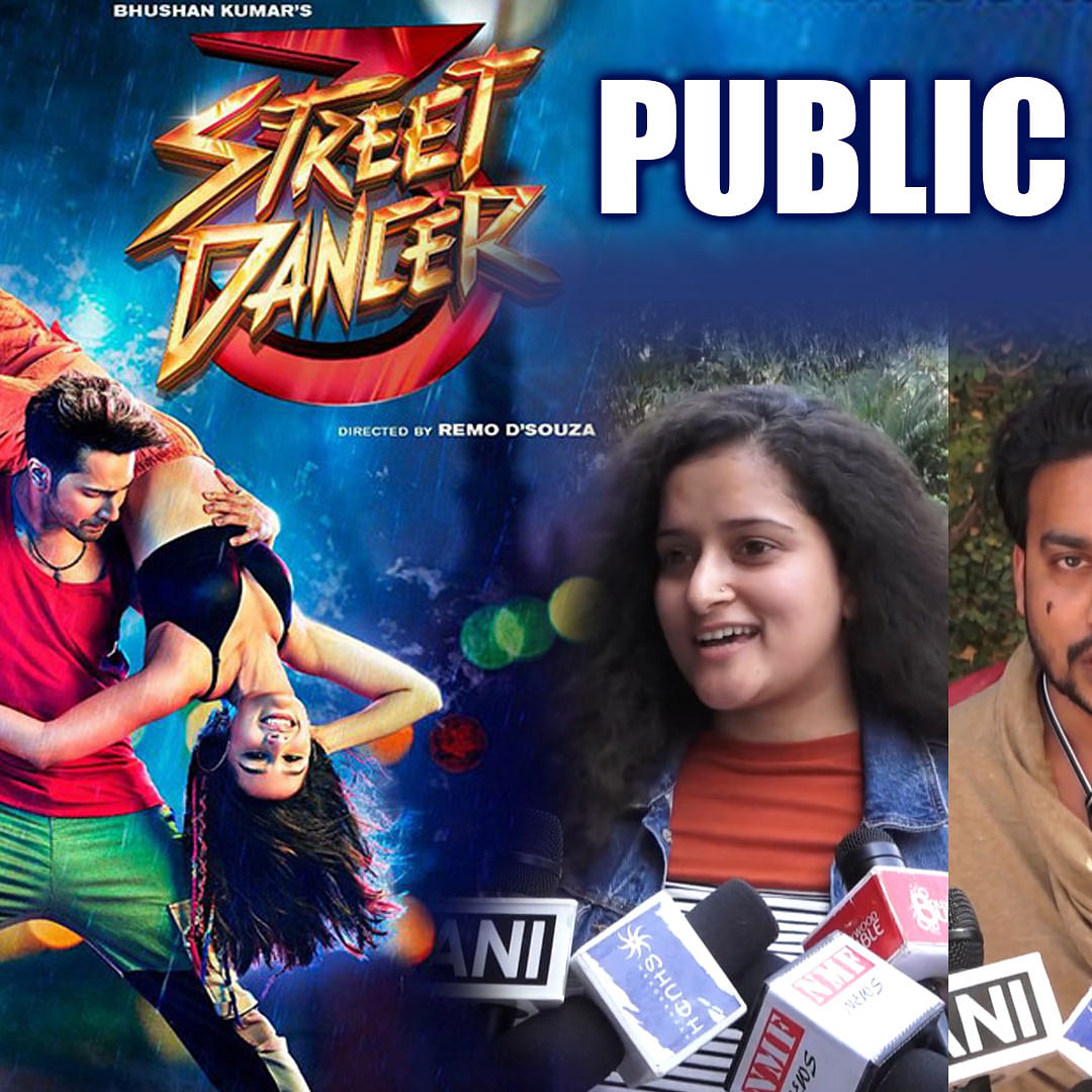 Street Dancer 3D Movie PUBLIC REVIEW | Moviegoers give thumbs up to Varun-Shradha