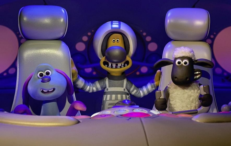 'Shaun The Sheep: Farmageddon' a delightful watch