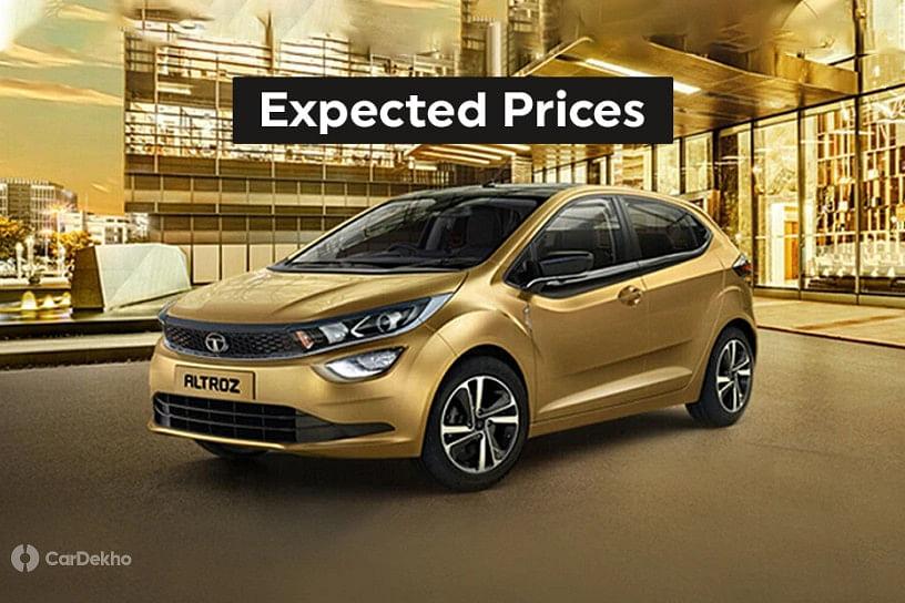 Tata Altroz expected prices: Will it undercut Maruti Baleno, Hyundai Elite i20?