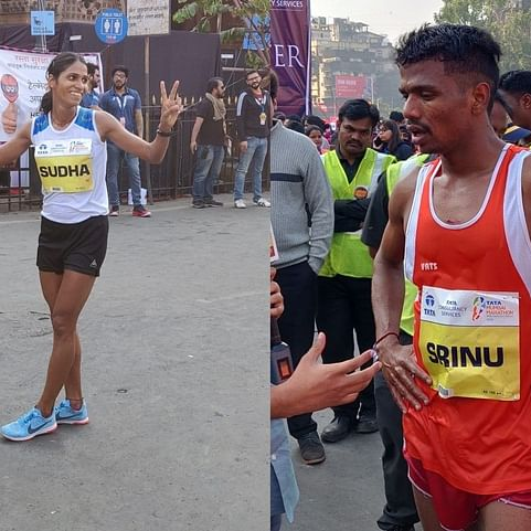 Mumbai Marathon 2020: Srinu Bugatha, Sudha Singh win Indian Elite Full Marathon