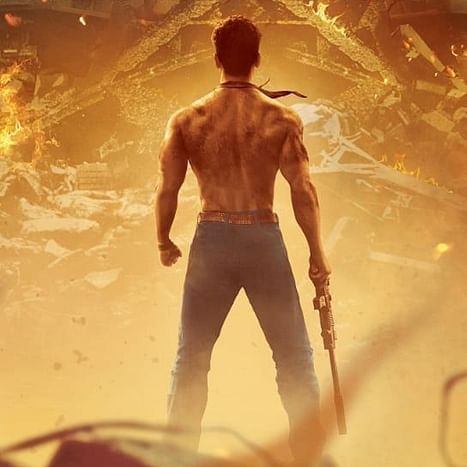 'Ronnie is back': Makers drop the first poster of Tiger Shroff's 'Baaghi 3'