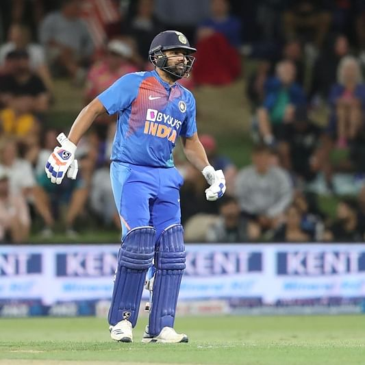 Injury hits Rohit Sharma, costs New Zealand tour