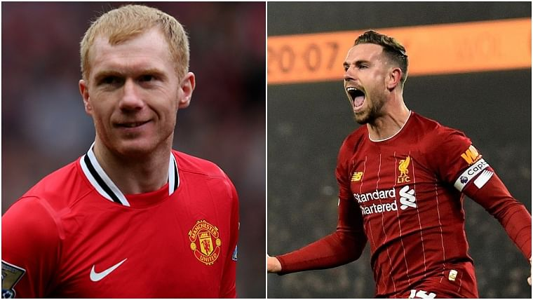 Liverpool fan gets brutally trolled for saying Jordan Henderson is better than Paul Scholes