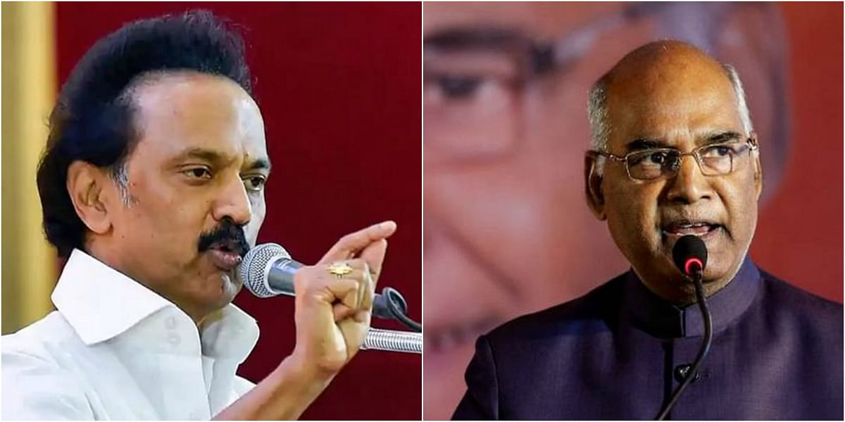 DMK sends over two crore signatures received as part of anti- CAA campaign to President Kovind