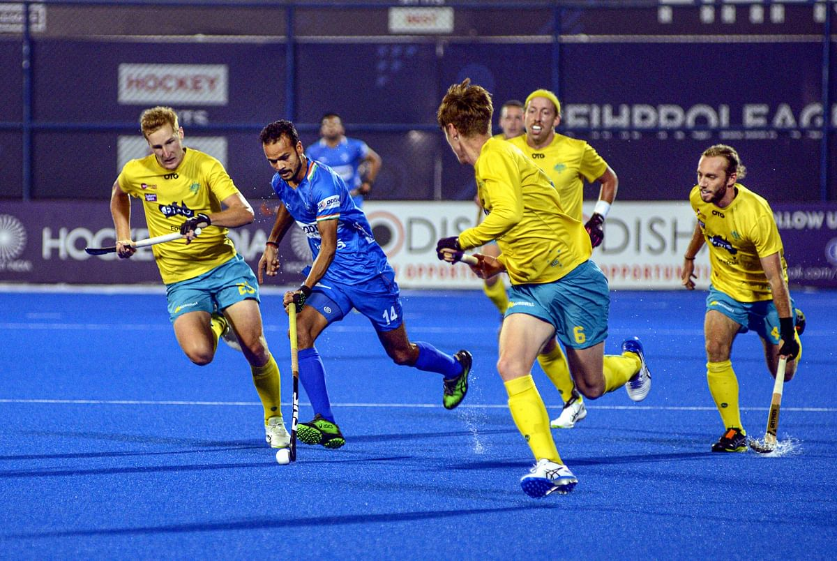 FIH Pro League: Fighting India lose to holders Australia