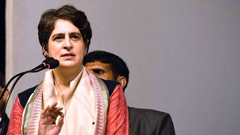 Bhopal: Congress leaders pitch for Priyanka Gandhi Vadra as Rajya Sabha nominee from state