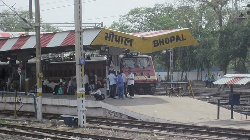 Bhopal Railway Station