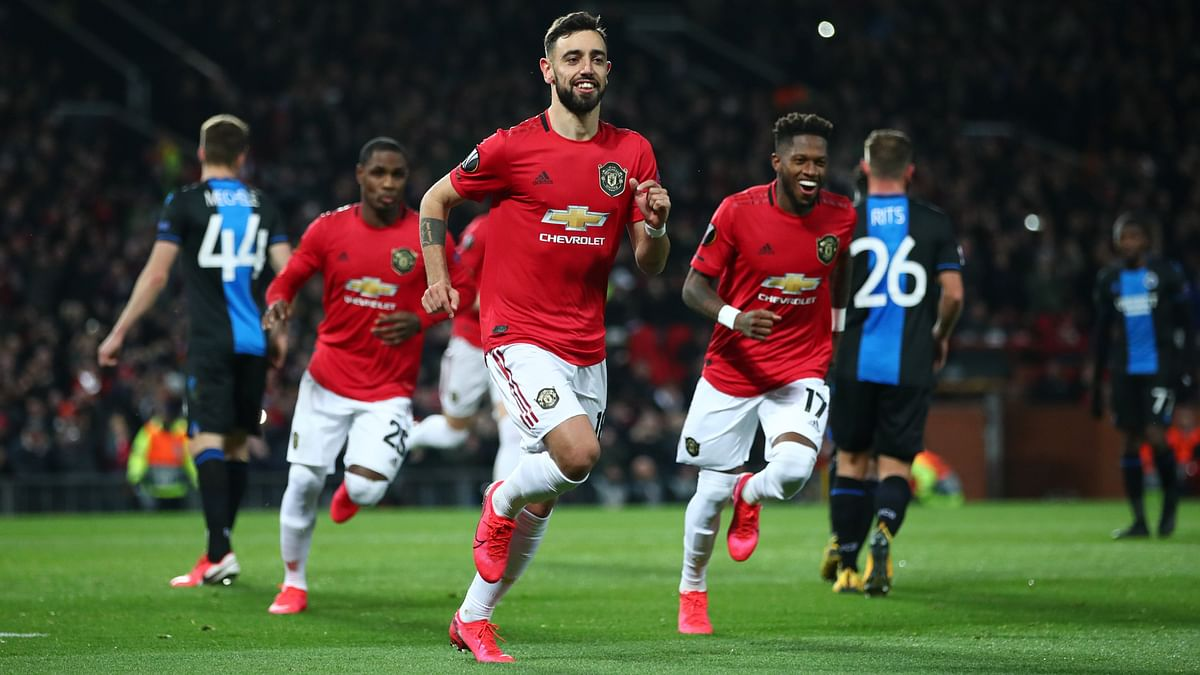 'Onwards and Upwards': Fans hail Manchester United after 5-0 victory against Club Brugge in Europa League