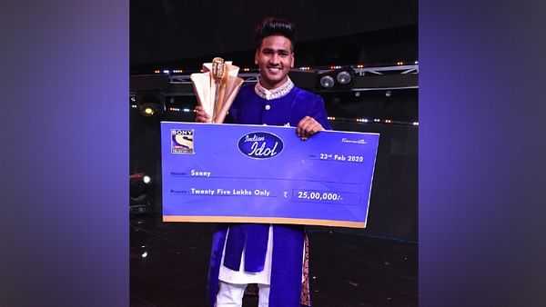 Sunny Hindustani from Punjab wins 'Indian Idol 11'