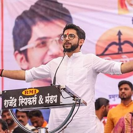 'Disgraceful': Aaditya Thackeray slams Devendra Fadnavis for saying Shiv Saniks were wearing bangles