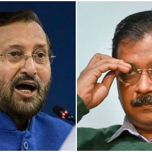 Not much difference between anarchist and terrorist: Prakash Javadekar to Arvind Kejriwal