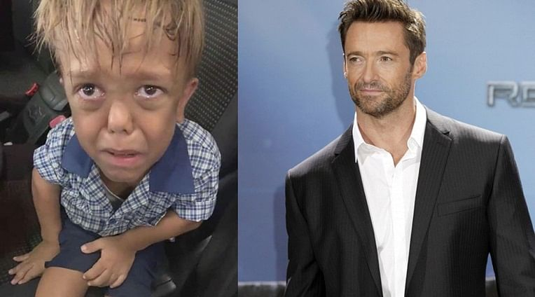 Bullied 9-year-old boy gets support from Hugh Jackman, Jon Bernthal, comedian Brad Williams and other H'wood celebs