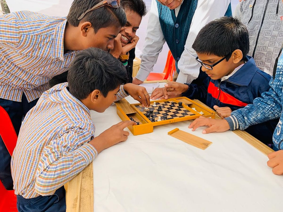 Bhopal: 350 specially-abled children to compete at Paralympics