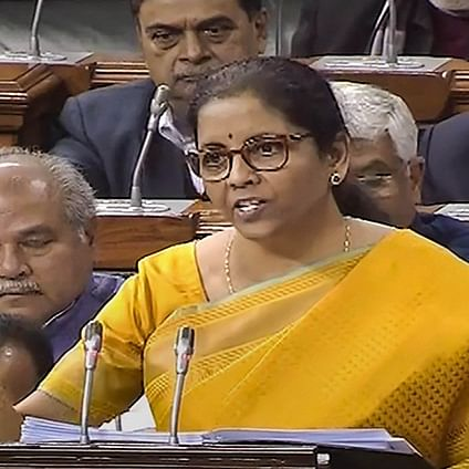 Good news for Taxpayers: Nirmala Sitharaman announces reduction in Income Tax slabs in Budget 2020