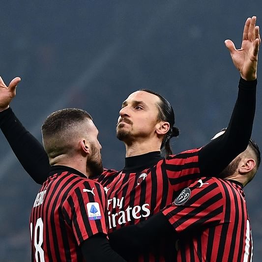 Zlatan Ibrahimovic hopes to play more for AC Milan after completing 100 games with club