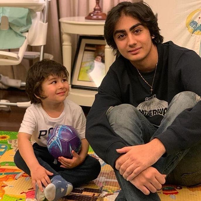 We want someone to look at us the way Taimur looks at Malaika Arora's son Arhaan Khan