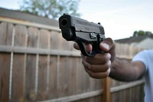 Girl threatened with gun by man claims himself ex army man