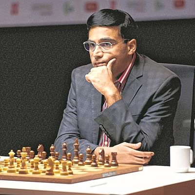 Vishwanath Anand's 'Mind Master' is all  about making right moves
