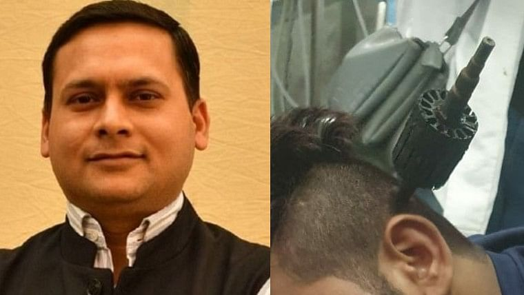 'Only Islamists of desert cult are capable of such brutality': Amit Malviya  on 19-year-old Vivek with drill in his skull